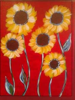 Sunflower Fiesta