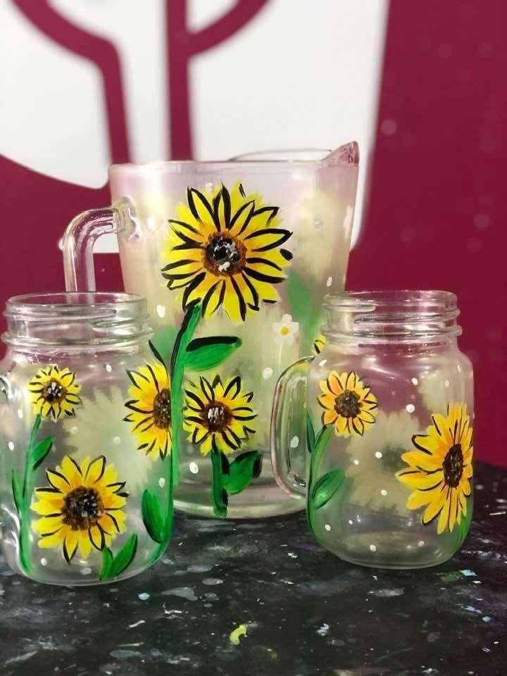 Sunflower Happy Hour