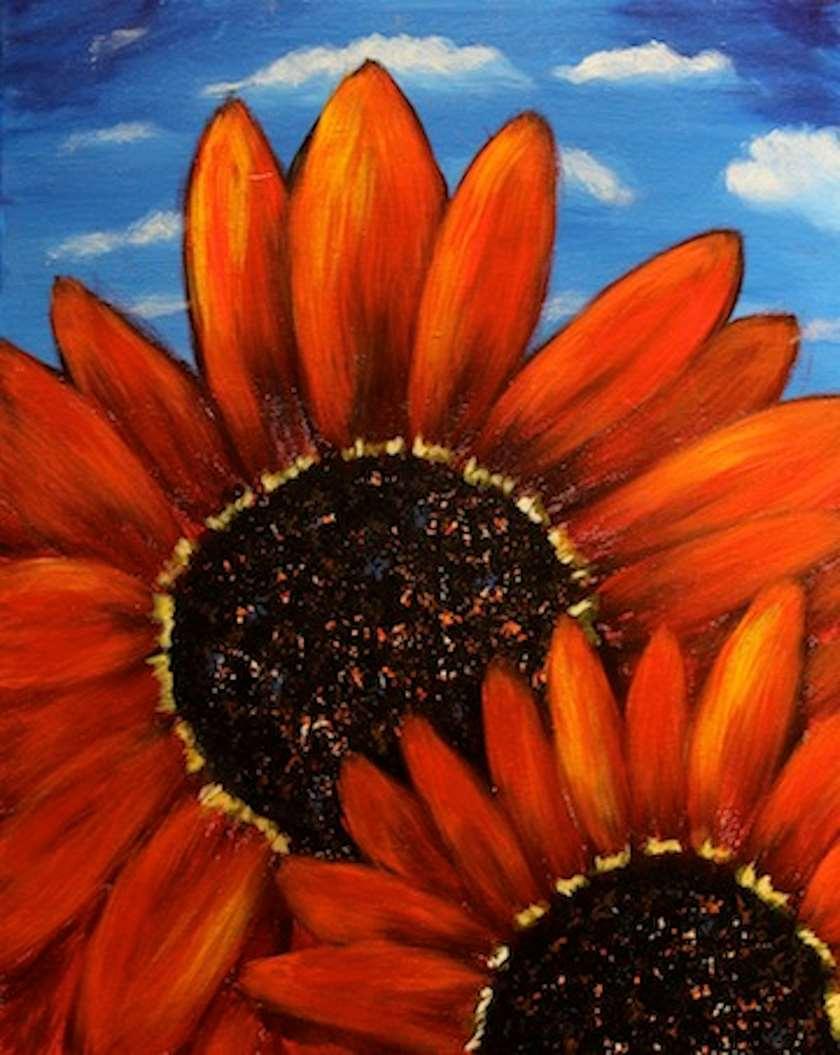Sunflower Serenade