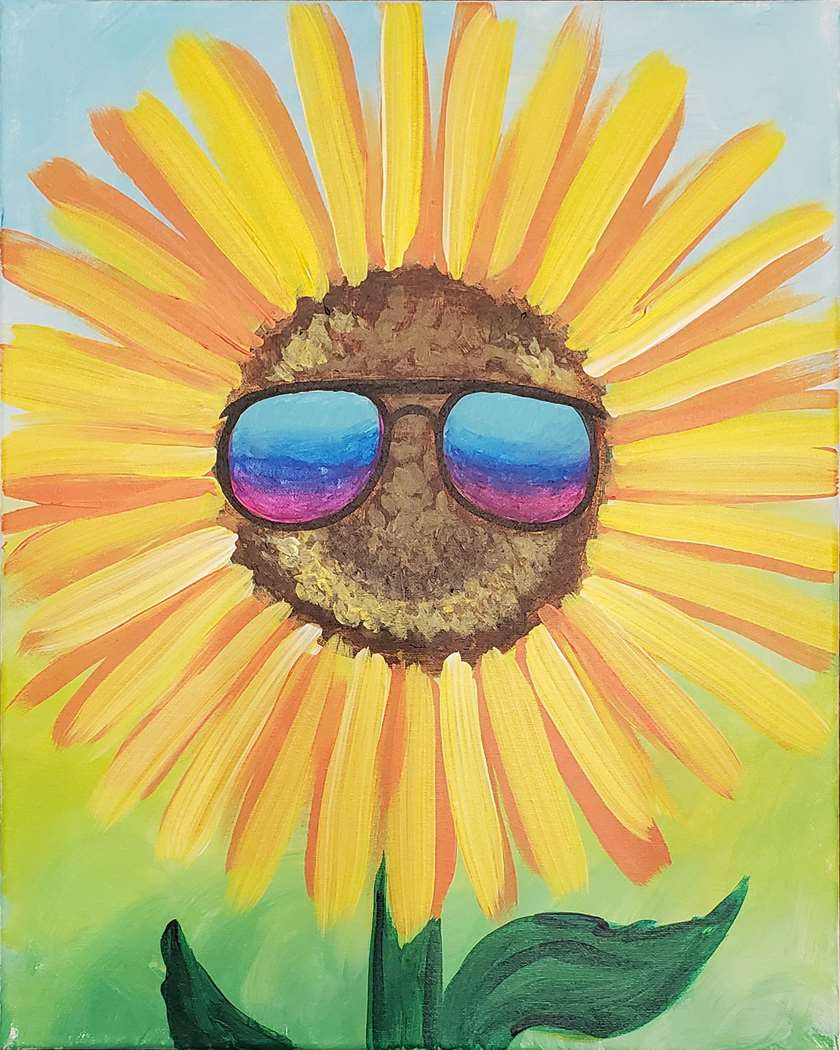 ALL Ages - Sunflower Shades
