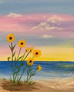 Sunflower Shore