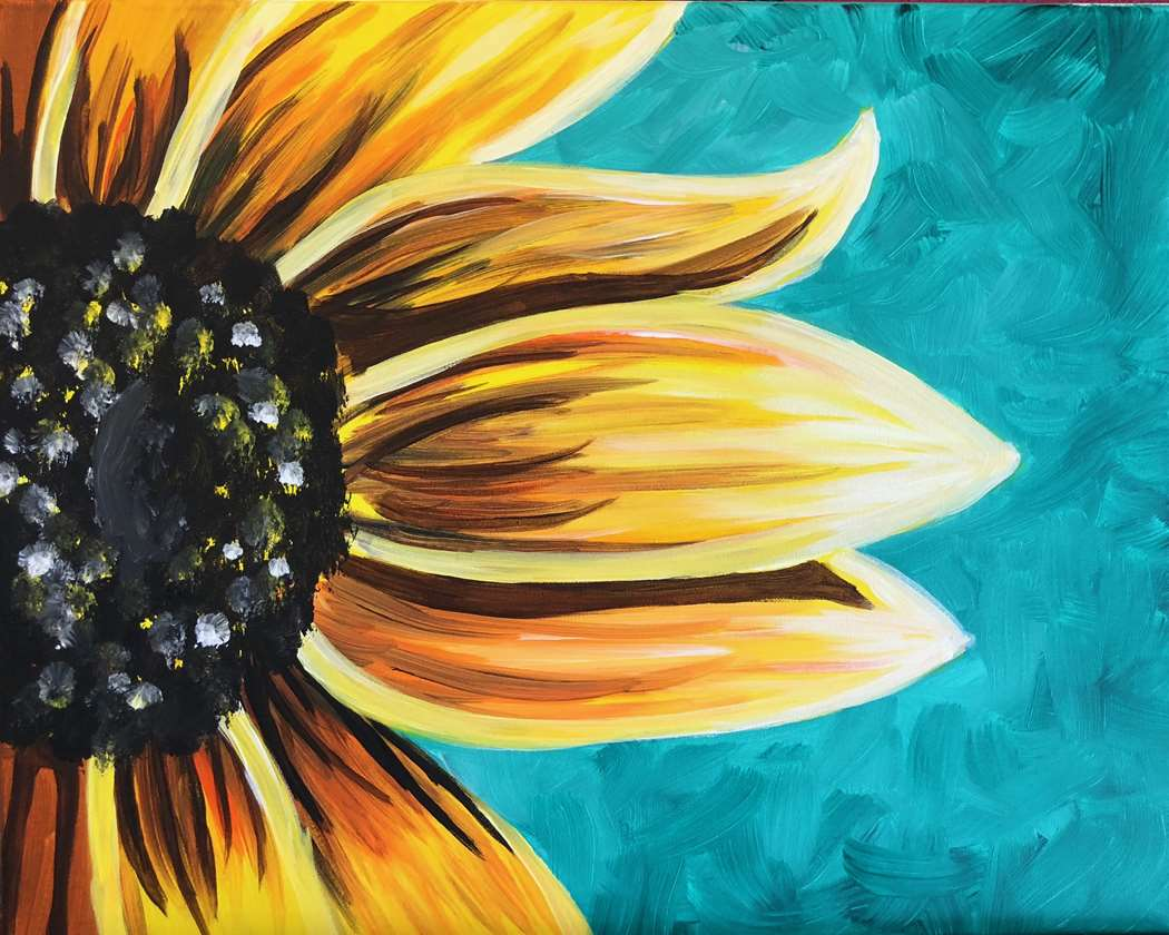 IN STUDIO CLASS: SUNNY SIDE UP - LIMITED SEATING