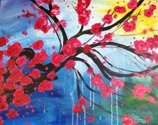 Sunrise Blossoms