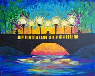Sunset Bridge