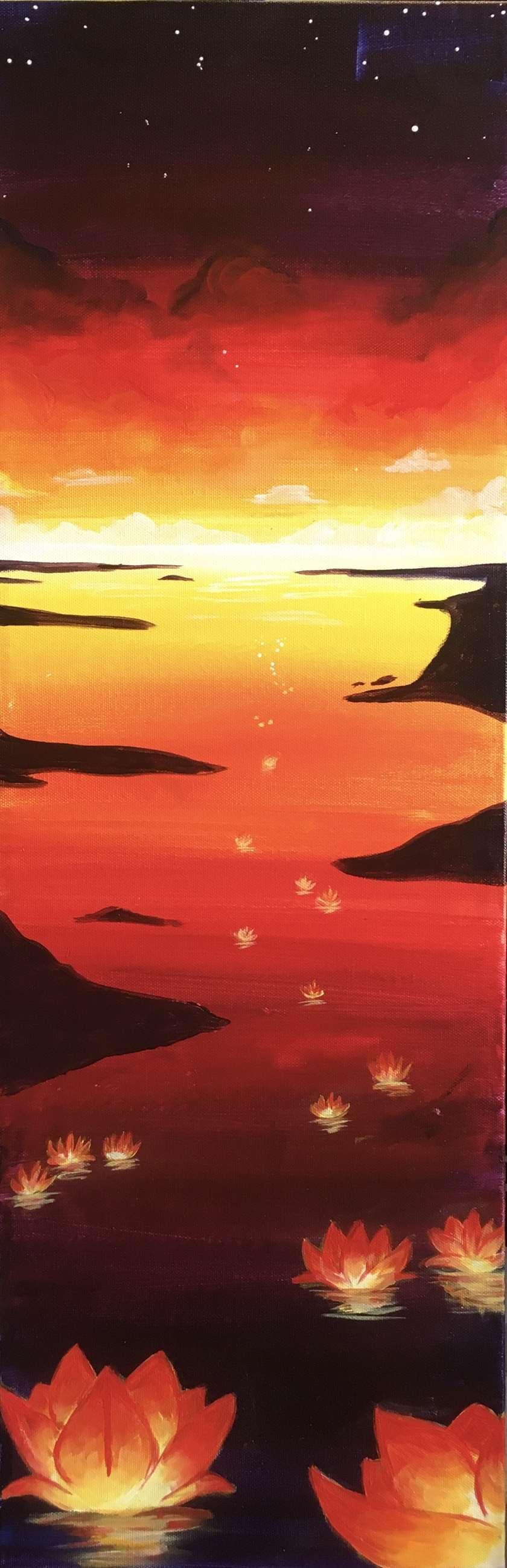 Sunset Lanterns