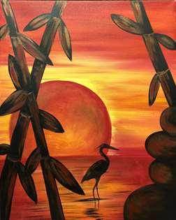 Sunset Meditation