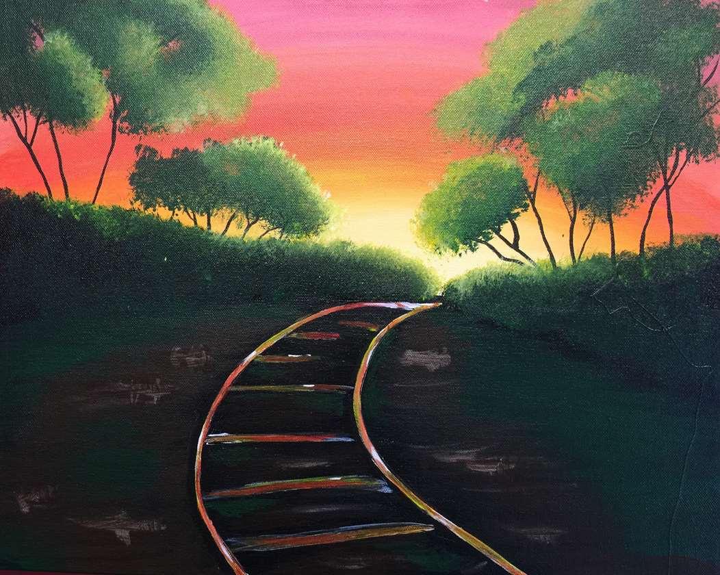 Sunset Rails