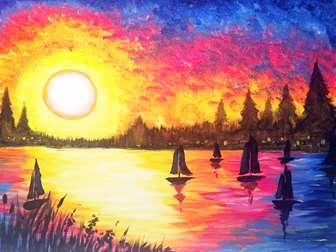 Sunset Regatta