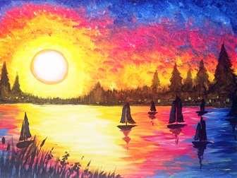 Sunset Regatta