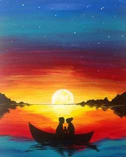 Sunset Romance