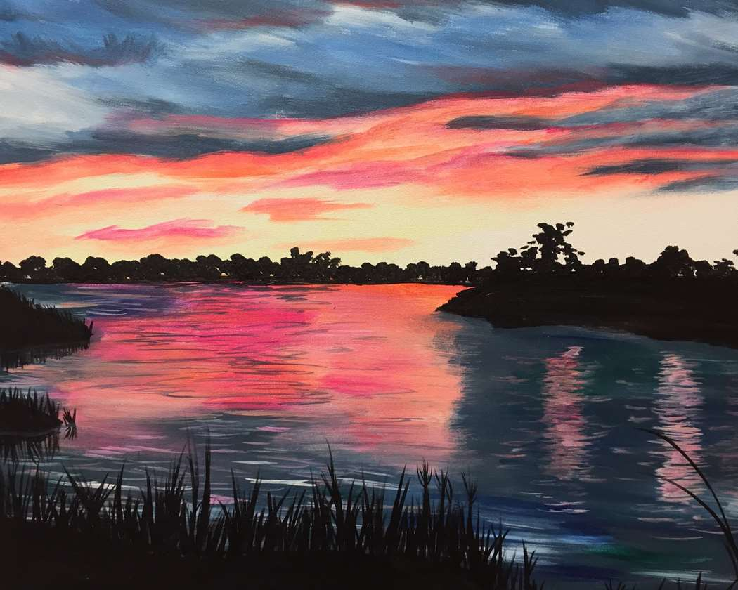 Large 24x36 Canvas
