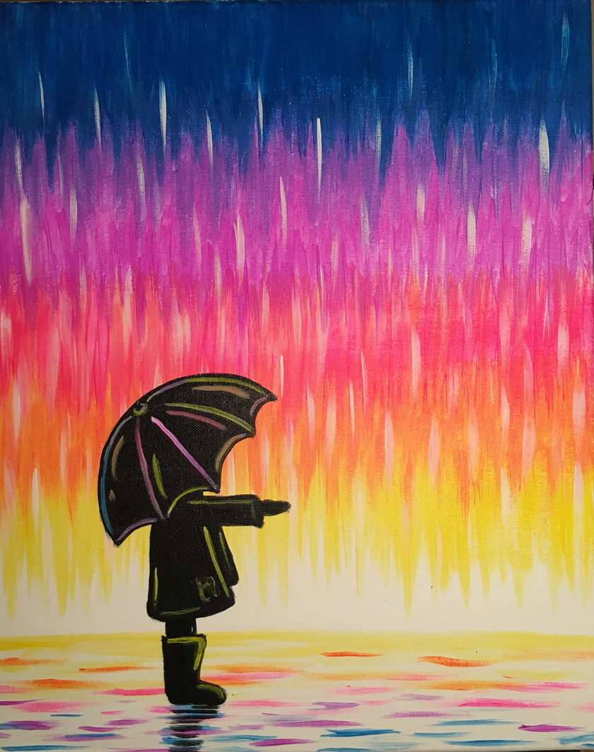 Sunset Showers