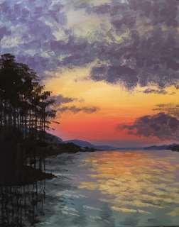 Sweet Home Sunset
