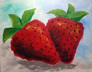 Sweet Juicy Strawberries