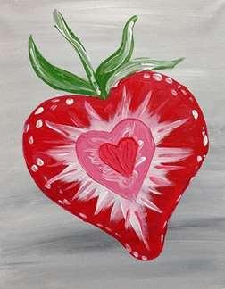 Sweetheart Strawberry