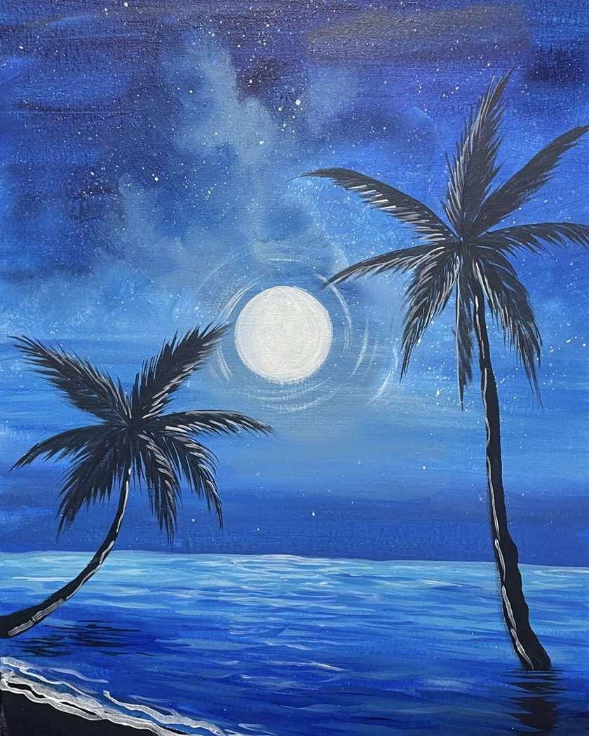 Tahitian Moonlight