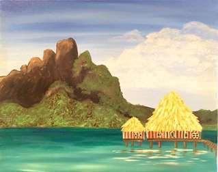 Tahitian View