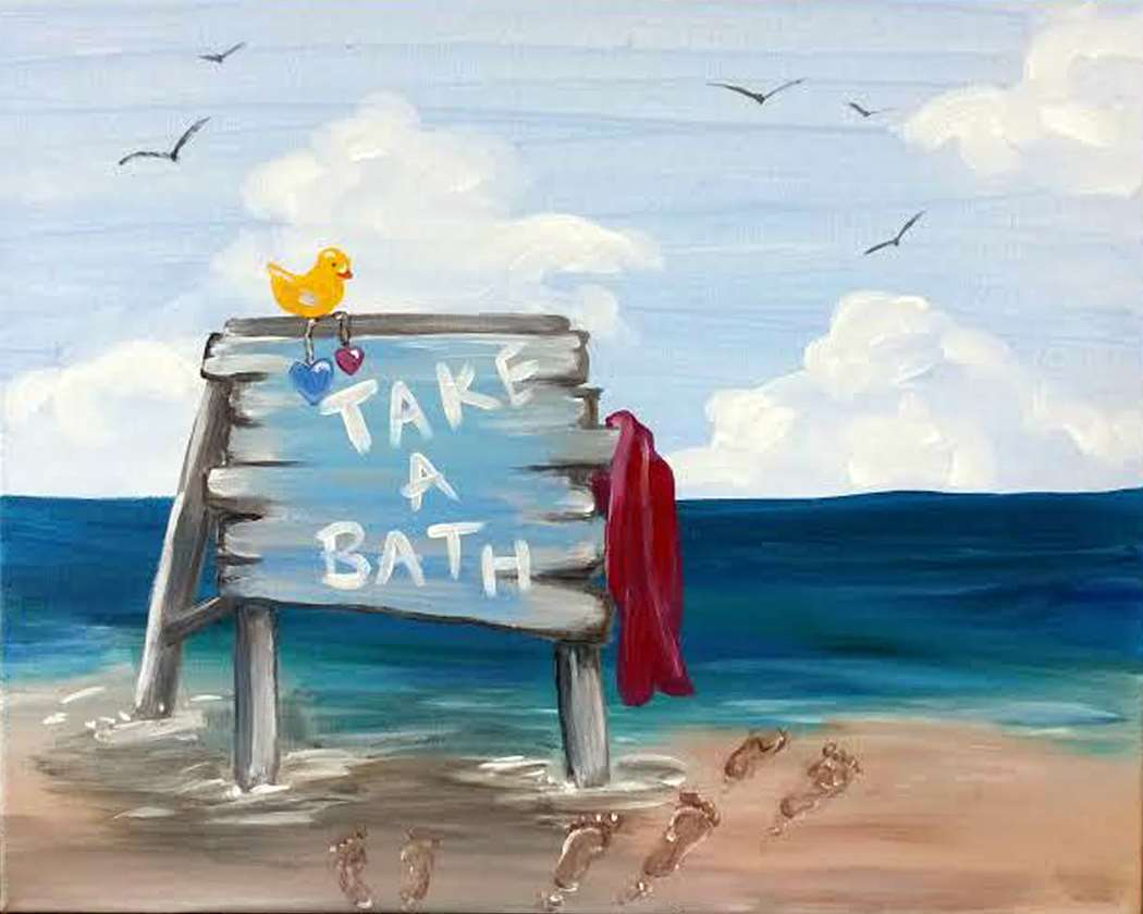 Take A Bath