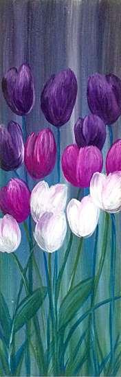 Tall Tulips