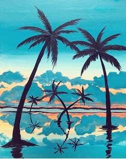 Tahitian Twilight