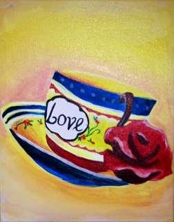 Tea Cup Love
