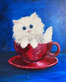 Teacup Kitten