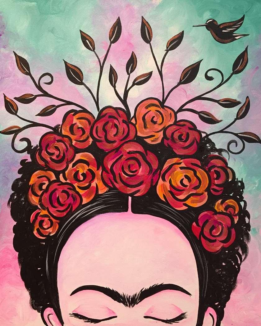 Celebrate Frida Kahlo's Birthday!!