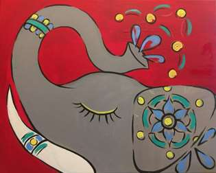 The Amazing Elefante!