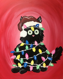 The Christmas Kitty