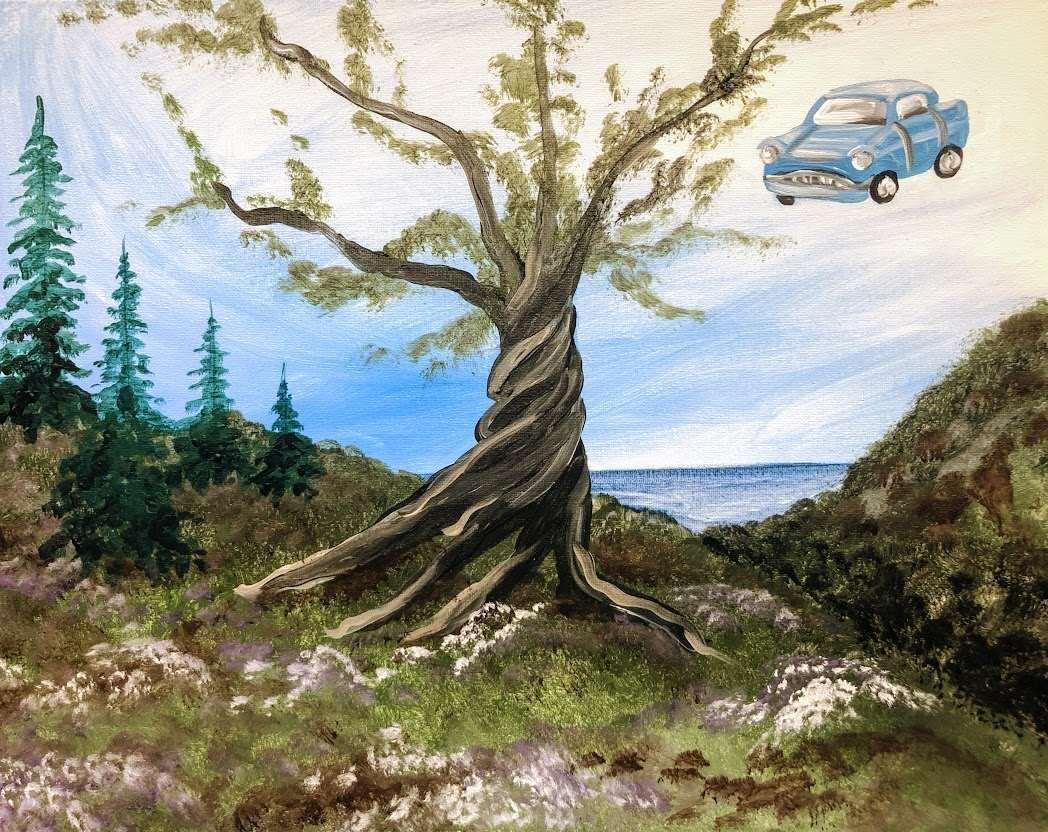The Enchanted Car