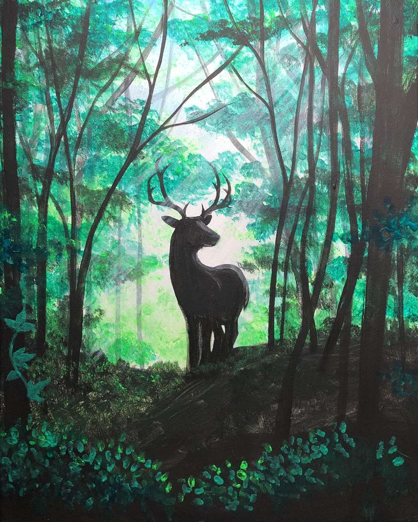 The Great Prince Of The Forest