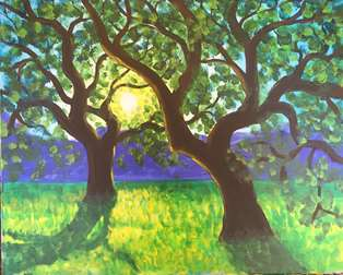The Sacred Oaks