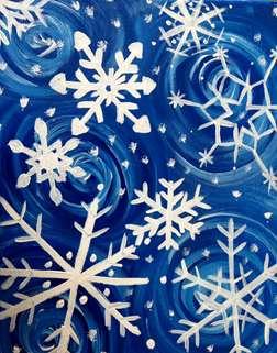 The Snowflake Blues