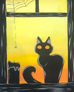 The Spooky Watcher
