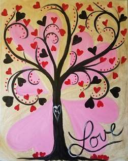 The Tree of Hearts