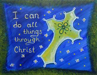 Through Christ