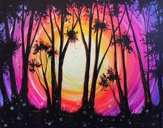 Through the Trees