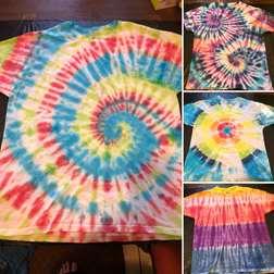 Tie Dye Art