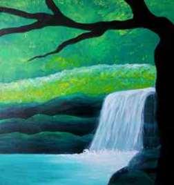 Tranquil Falls