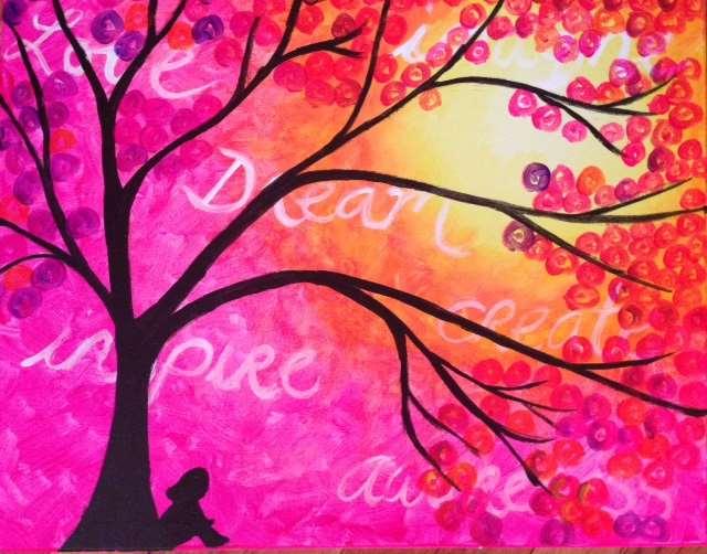 Tree of Inspiration