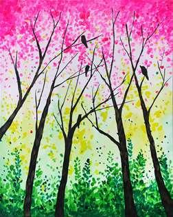 Treetop Flock