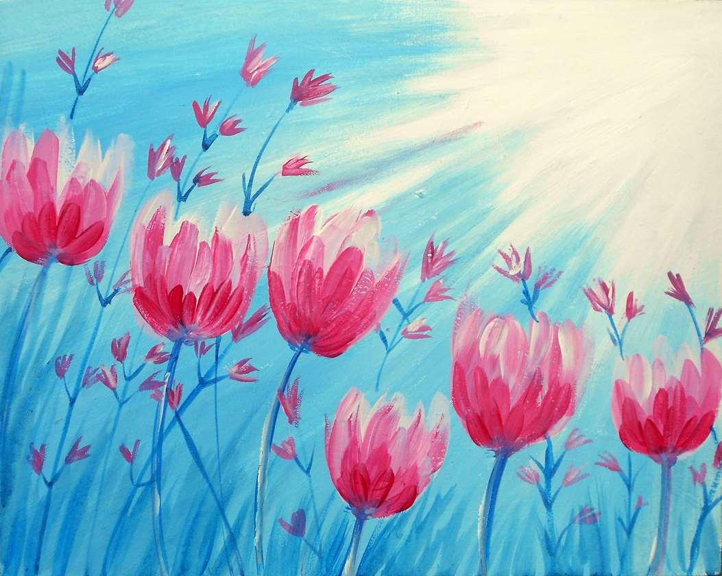 Trendy Tulips