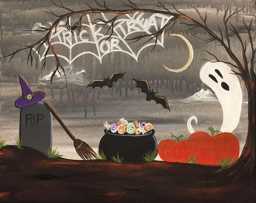 Trick or Treat Spooks