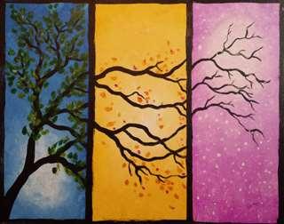 Triptych Season