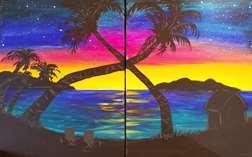 Tropical Love Date Night