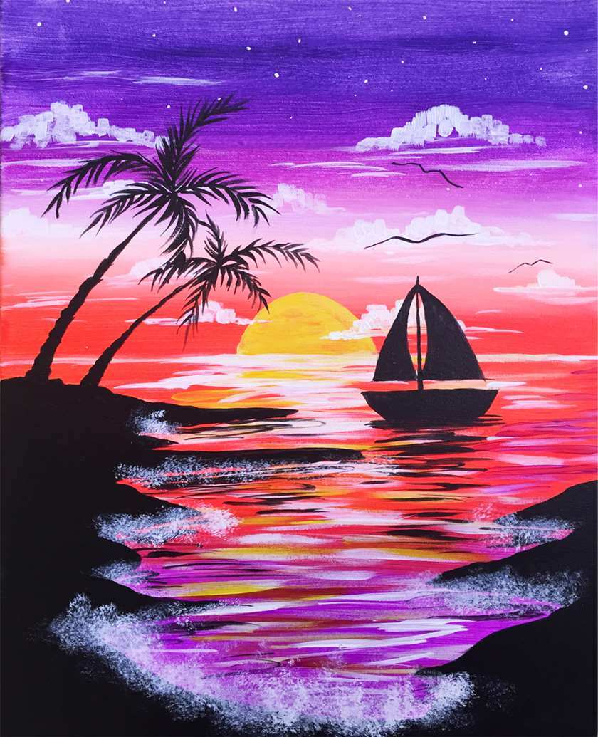Tropical Sail