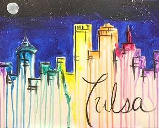 Tulsa Nights