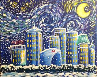Tulsa Starry Winter