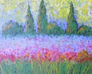 Tuscan Wildflowers