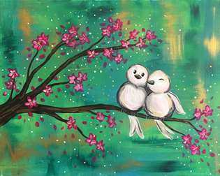 Tweet Spring Cuddles
